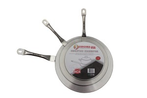 CONCORD Induction Converter Disk Stainless Steel Plate Set of 3