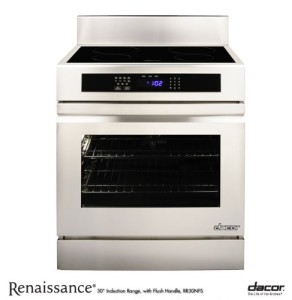 Dacor Slide-In Induction Range Convection Oven