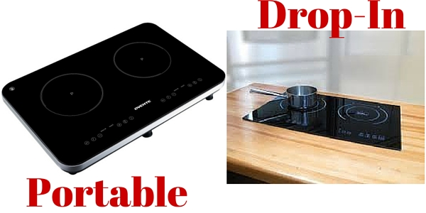 portable vs dropin
