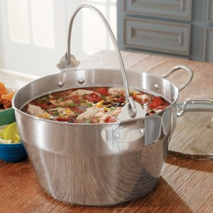CHEFS Maslin Jam  Pan with Lid