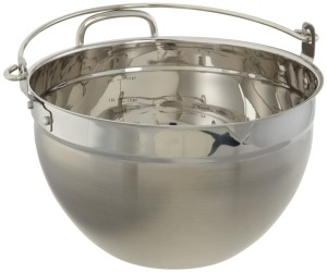 CucinaPro Stainless Steel Jam Pan