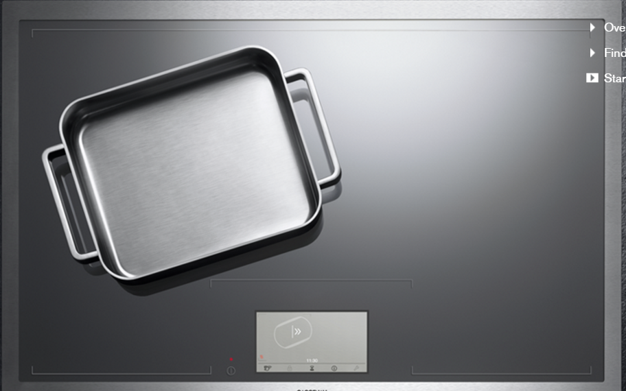 zoneless induction cooktops comparison thermador freedom vs gaggenau cx 480 u2022