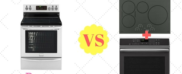 Induction Cooktop with Oven