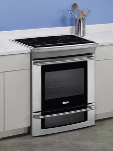 ElectroluxEW30IS65JSlideInDoubleOven