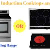 Hybrid Induction Cooktops and Ranges