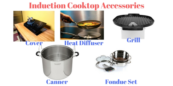 InductionCooktopAccessories