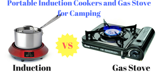 portable induction cooktop for camping or portable gas butane stove us26. Black Bedroom Furniture Sets. Home Design Ideas