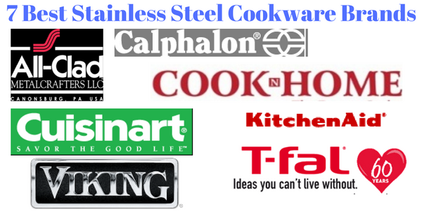 7 Best Stainless Steel Cookware Brands