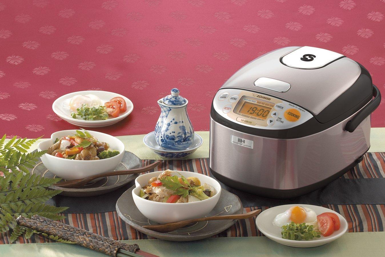 3 Zojirushi Induction Rice Cookers: Nphcc Vs Npgbc05 Vs Nphbc How To Cook