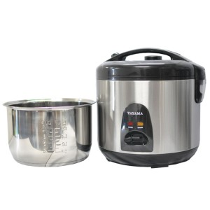 Tayama Rice Cooker Stainless Steel