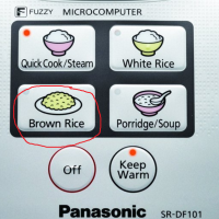 panasonicsr-df101brownrice