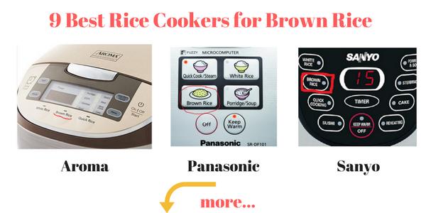 ricecookersbrownrice