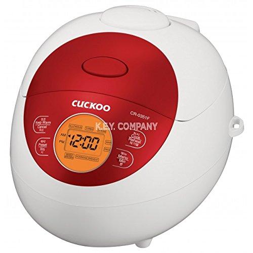CuckooCR-0351FR3cupricecooker