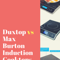 Duxtop vs Max Burton Induction Cooktopssmall