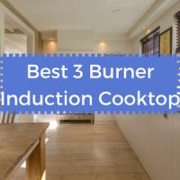 Best 3 Burner Induction Cooktop