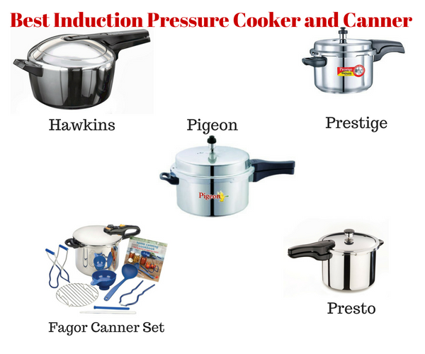 Best Induction Pressure Cooker And Canner With Reviews
