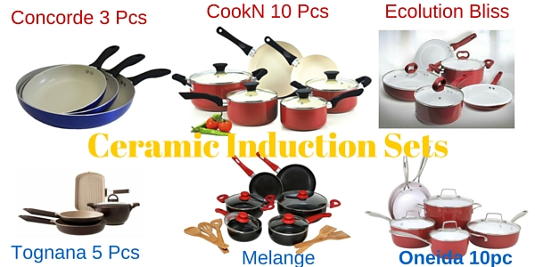 7 Best Non Toxic Ceramic Induction Cookware Sets With Reviews