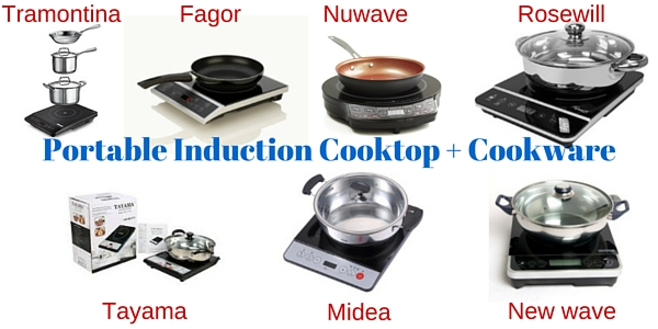 7 Portable Induction Cooktops With