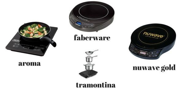 Vs Nuwave Farberware Induction Cooktop
