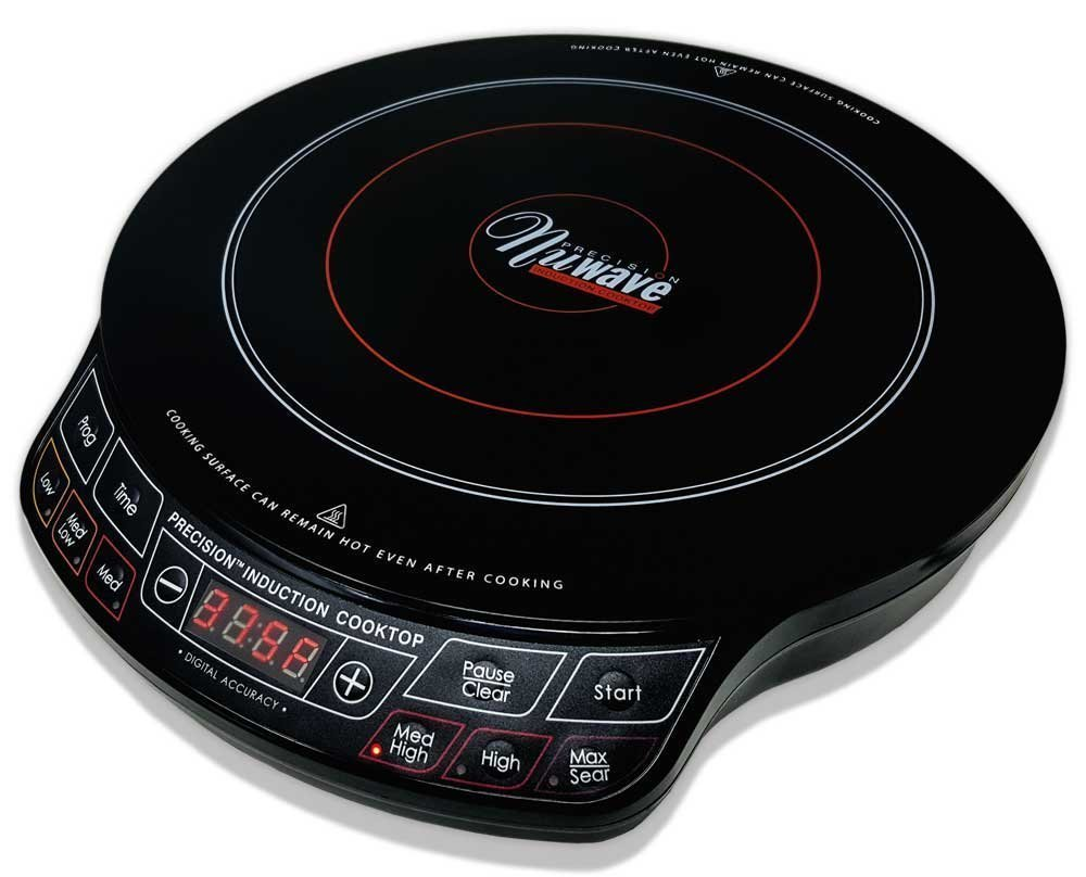 Nuwave Pic 2 A Portable Induction Cooktop That Does The Thinking For You